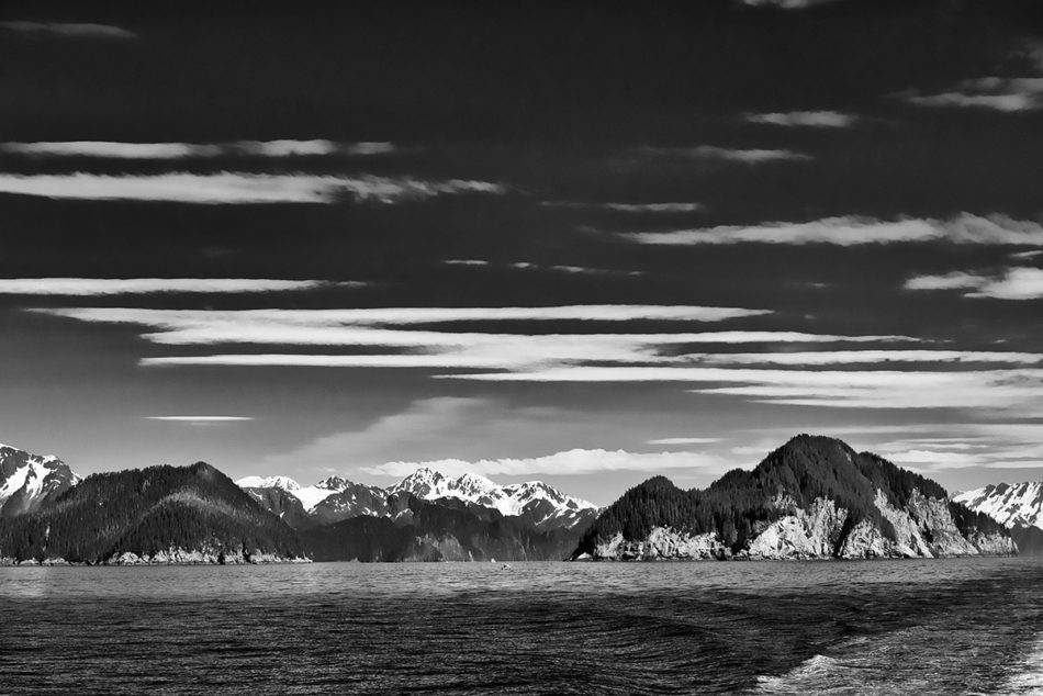 Across Resurrection Bay to the Aialik Peninsula